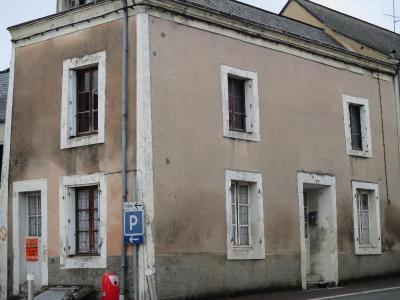 Maison a vendre Grez-en-Bouère 53290 Mayenne 68 m2 4 pièces 53000 euros