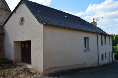 Maison a vendre Saint-Brice 53290 Mayenne 87 m2 3 pièces 88922 euros