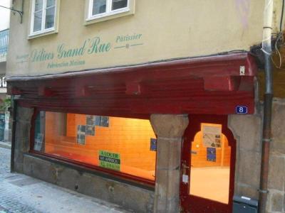 Location fonds et murs commerciaux Morlaix 29600 Finistere 25 m2  700 euros