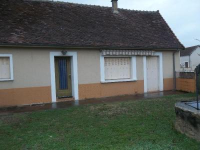 Maison a vendre Charenton-du-Cher 18210 Cher 65 m2 3 pièces 64800 euros