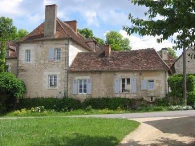 Maison a vendre Boussay 37290 Indre-et-Loire 255 m2 8 pièces 399000 euros