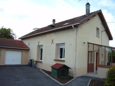 Maison a vendre Reims 51100 Marne 145 m2 6 pièces 262000 euros