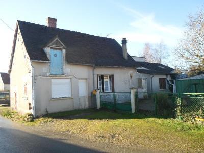 Maison a vendre Charnizay 37290 Indre-et-Loire 60 m2 3 pièces 42400 euros
