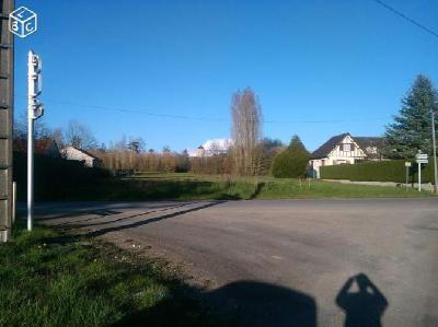 Terrain a batir a vendre Ervy-le-Châtel 10130 Aube  44520 euros