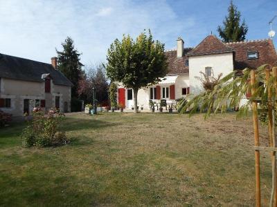 Maison a vendre Bossay-sur-Claise 37290 Indre-et-Loire 150 m2 6 pièces 231000 euros