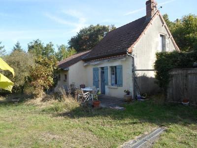 Maison a vendre Charnizay 37290 Indre-et-Loire 41 m2 3 pièces 74200 euros