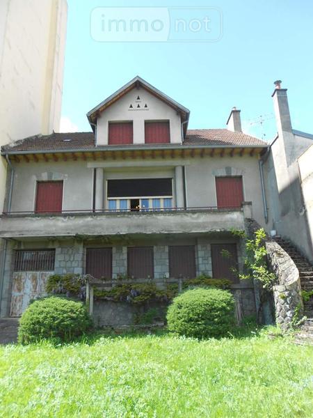 achat maison a vendre aurillac 15000 cantal 7 pi ces 186749 euros. Black Bedroom Furniture Sets. Home Design Ideas