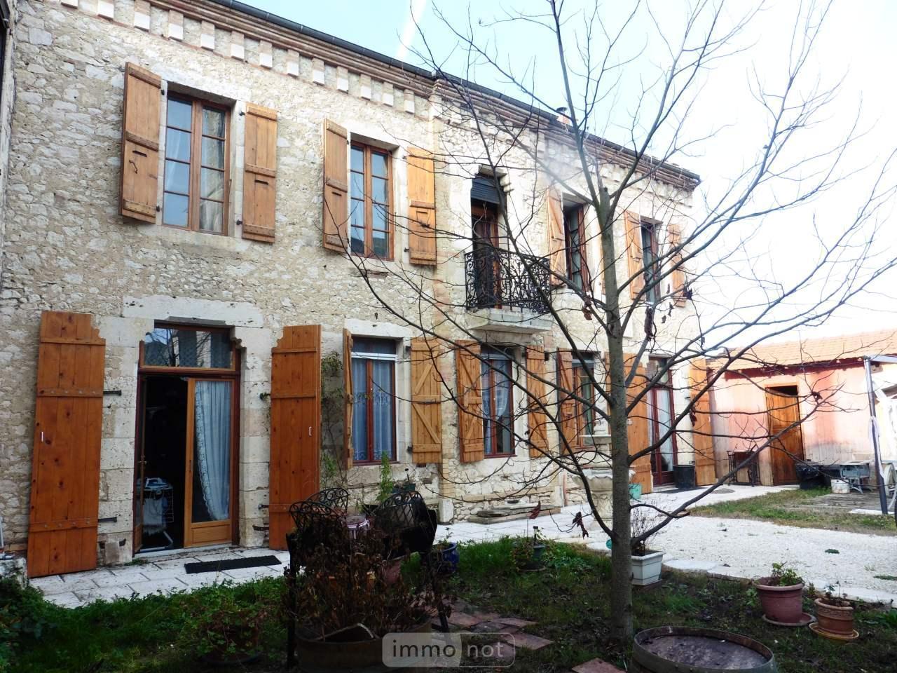 achat maison a vendre touget 32430 gers 191 m2 8 pi ces 261000 euros. Black Bedroom Furniture Sets. Home Design Ideas