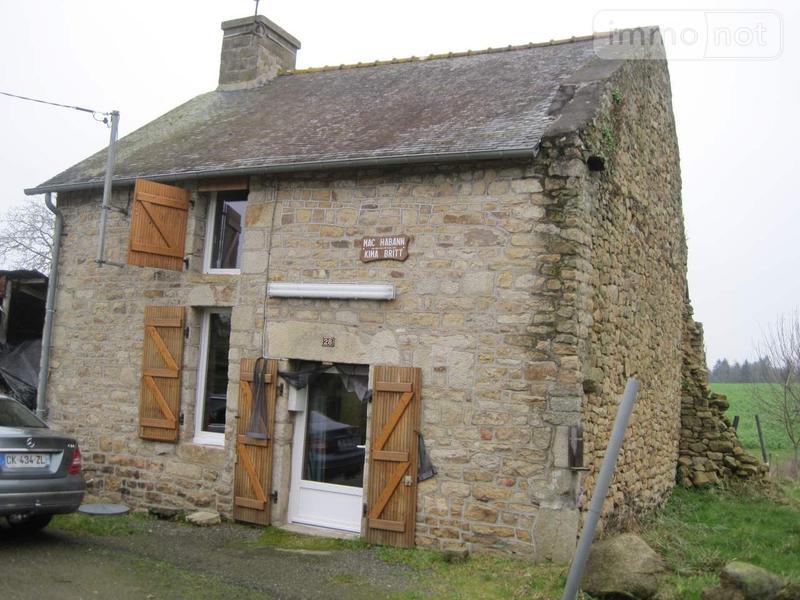 achat maison a vendre tremblay 35460 ille et vilaine 73 m2 4 pi 232 ces 48780 euros