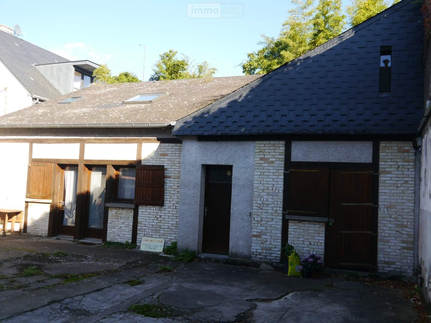 achat immeuble de rapport a vendre tours 37000 indre et loire 120 m2 381000 euros. Black Bedroom Furniture Sets. Home Design Ideas