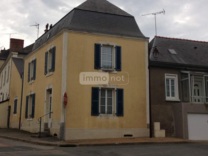 Achat maison a vendre la selle craonnaise 53800 mayenne for Achat maison la madeleine