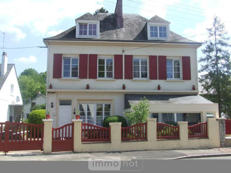 Achat maison a vendre bagnoles de l 39 orne normandie 61140 for Achat maison normandie