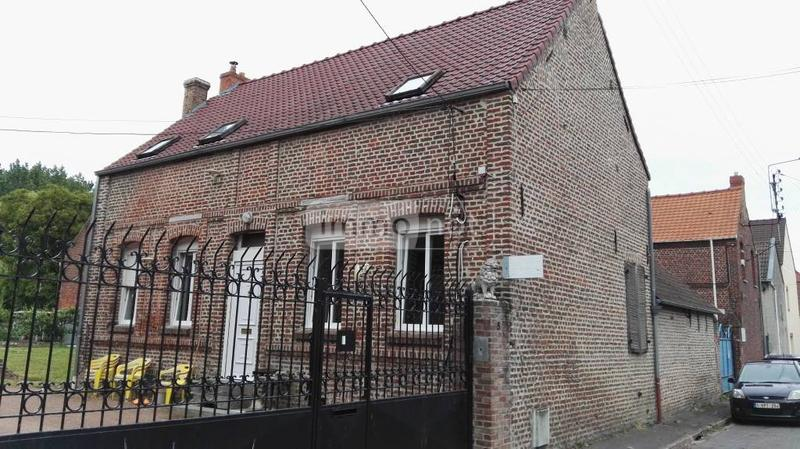 Achat maison a vendre onnaing 59264 nord 110 m2 6 pi ces for Achat maison nord