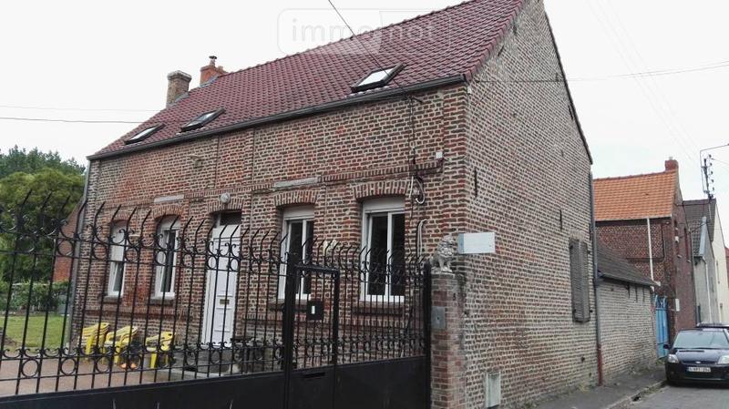 Achat maison a vendre onnaing 59264 nord 110 m2 6 pi ces for Achat maison nord