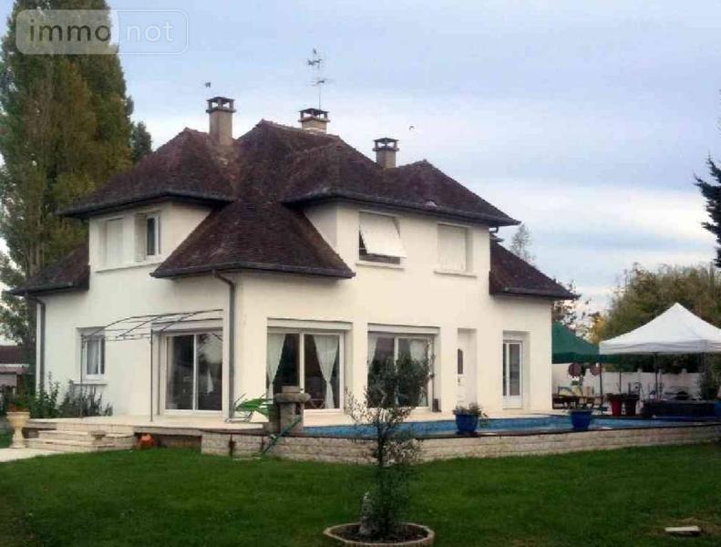 achat maison a vendre vierzon 18100 cher 250 m2 9 pi ces
