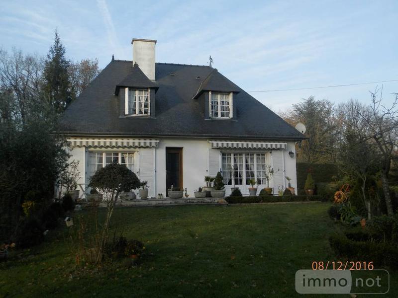 achat maison a vendre chartres de bretagne 35131 ille et vilaine 167 m2 7 pi ces 363440 euros. Black Bedroom Furniture Sets. Home Design Ideas