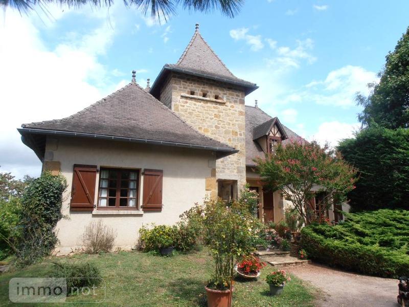 achat maison a vendre figeac 46100 lot 198 m2 8 pi 232 ces 299670 euros
