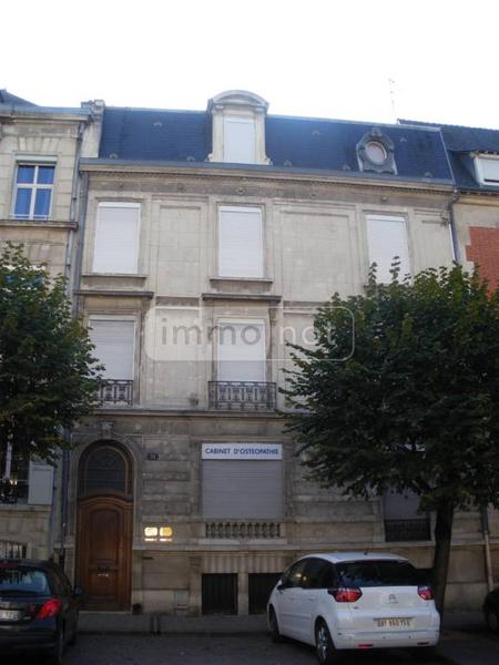 Location appartement reims 51100 marne 38 m2 2 pi ces - Location appartement meuble reims particulier ...