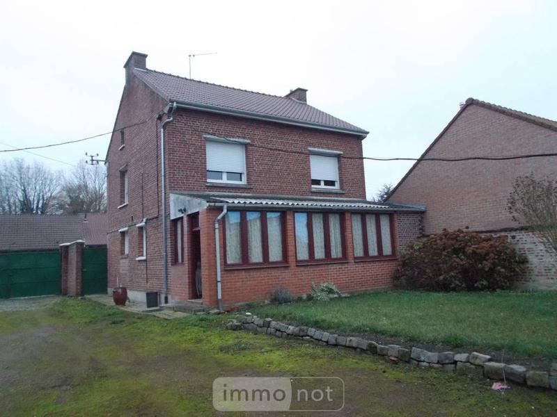 Achat maison a vendre caillon 59176 nord 107 m2 7 for Achat maison nord