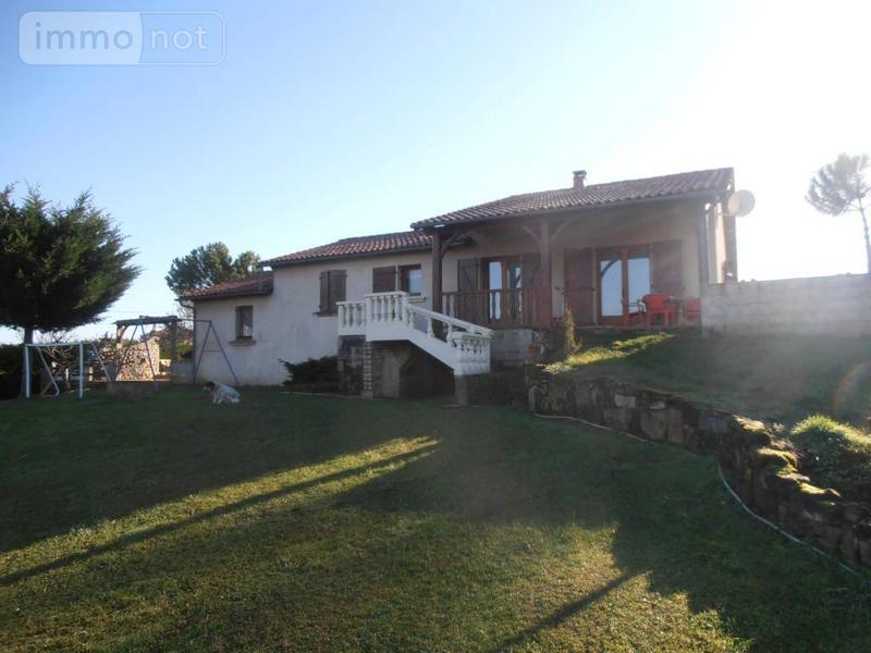 achat maison a vendre figeac 46100 lot 101 m2 4 pi 232 ces 159000 euros