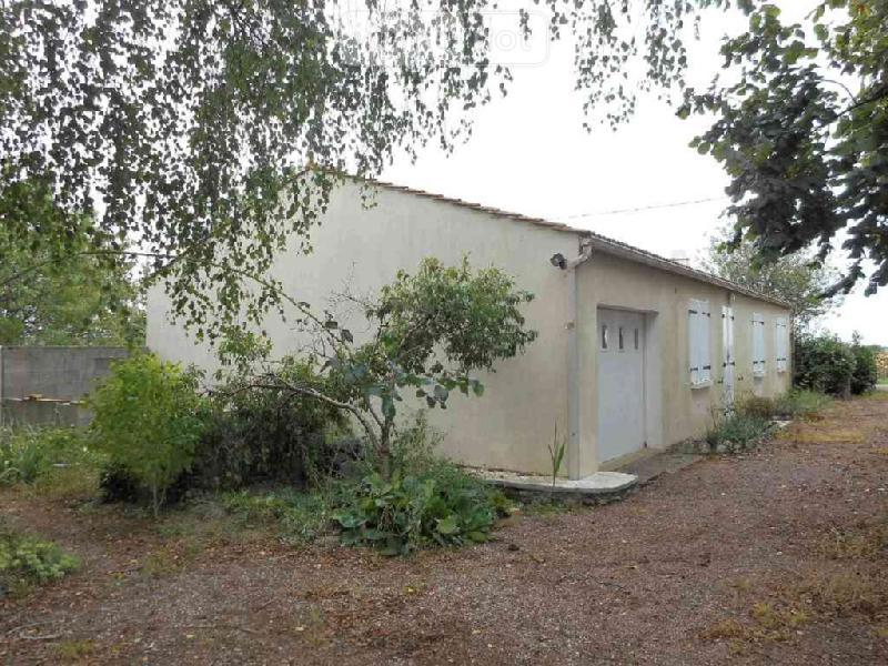 Achat maison a vendre sainte hermine 85210 vend e 89 m2 for Achat maison 89
