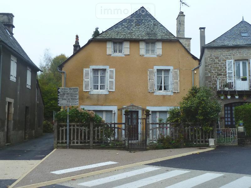 Maison vendre saint martin la m anne 19320 corr ze 5 pi ces 45000 euros - Maison a vendre en correze ...
