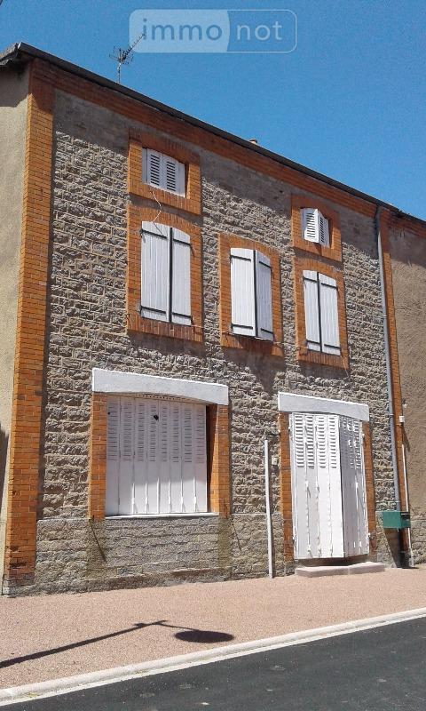 Achat maison a vendre c ron 71110 sa ne et loire 120 m2 for Achat maison 94500