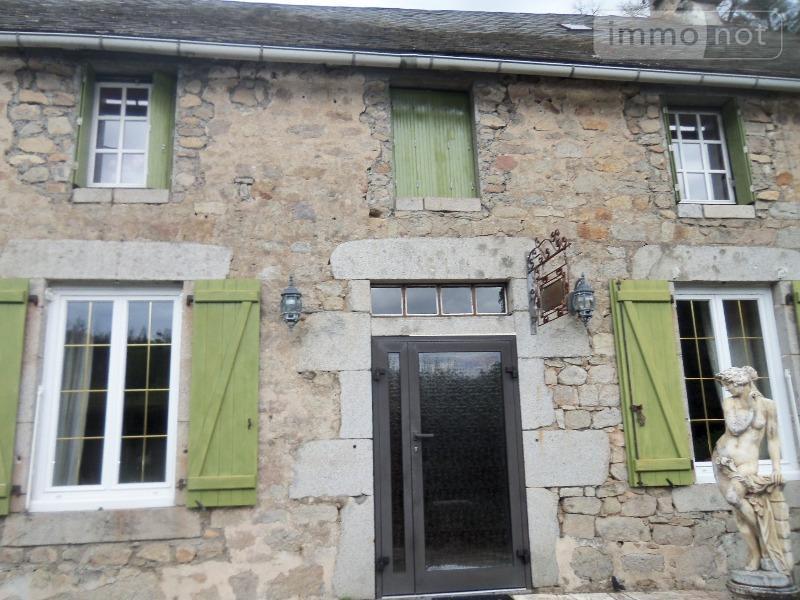 Achat maison a vendre liginiac 19160 corr ze 120 m2 4 for Achat maison correze