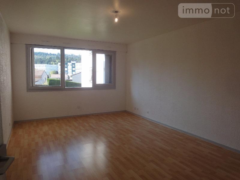 Location appartement bellignat 01100 ain 47 m2 1 pi ce for Location appartement l