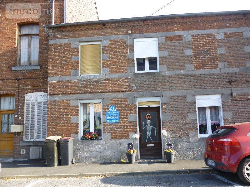 Achat maison a vendre sains du nord 59177 nord 52880 euros for Achat maison nord