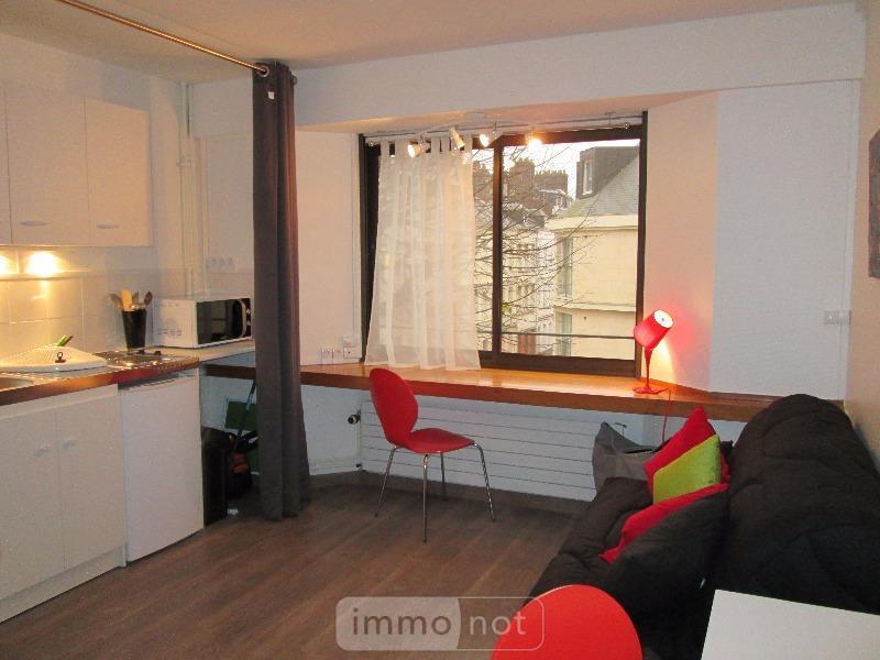 Location appartement rouen 76000 seine maritime 1 pi ce for Location meuble rouen