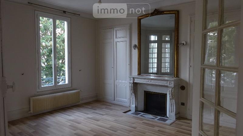 location appartement rouen 76000 seine maritime 106 m2 4 pi ces 1250 euros. Black Bedroom Furniture Sets. Home Design Ideas