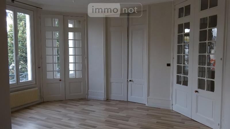 location appartement rouen 76000 seine maritime 106 m2 4 pi ces 1250 euros. Black Bedroom Furniture Sets. Home Design Ideas