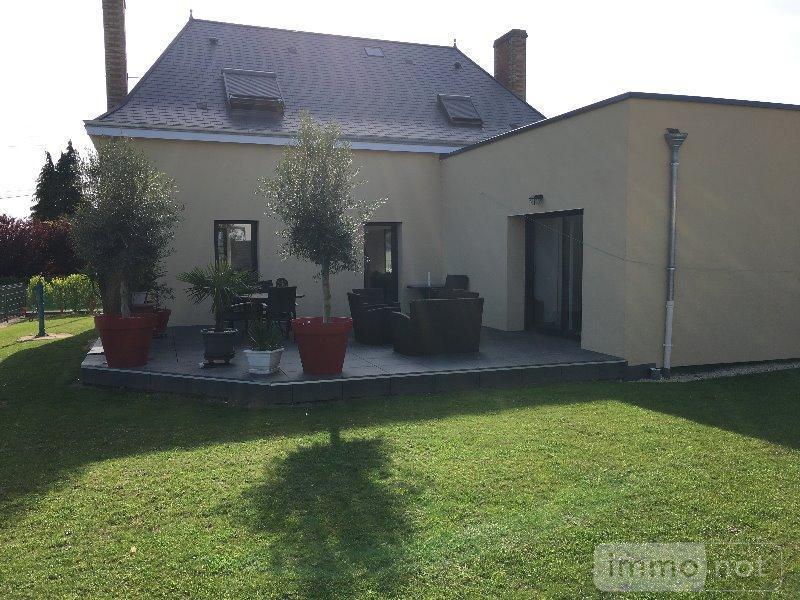 achat maison a vendre sarg l s le mans 72190 sarthe 165 m2 6 pi ces 499550 euros. Black Bedroom Furniture Sets. Home Design Ideas