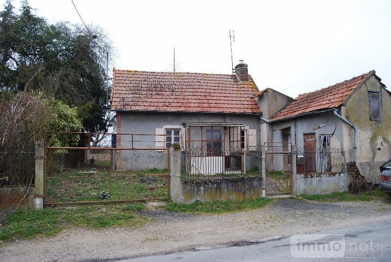 Achat maison a vendre beaulon 03230 allier 45 m2 2 for Achat maison 45