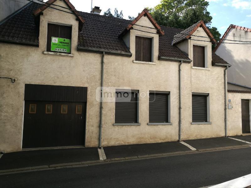 achat maison a vendre nevers 58000 ni 232 vre 99 m2 6 pi 232 ces 90000 euros