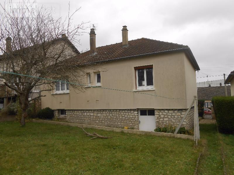 achat maison a vendre nogent le rotrou 28400 eure et loir 62 m2 4 pi 232 ces 95400 euros