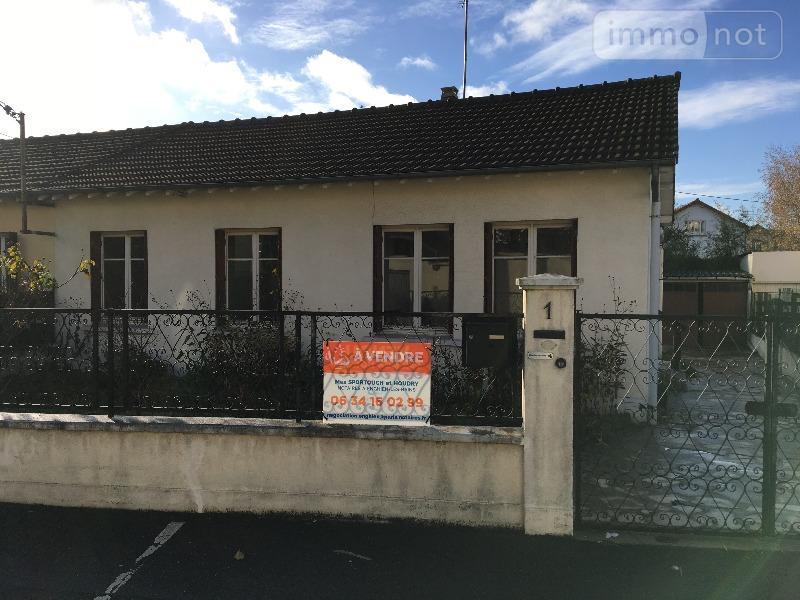 Maison a vendre val d oise 28 images achat maison a for Achat maison montmagny