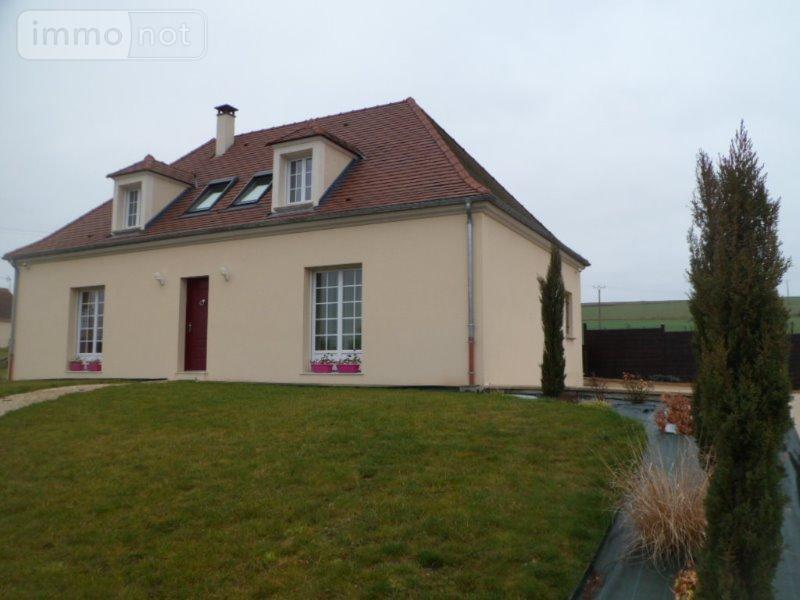 Achat maison a vendre valravillon 89113 yonne 154 m2 6 for Achat maison yonne