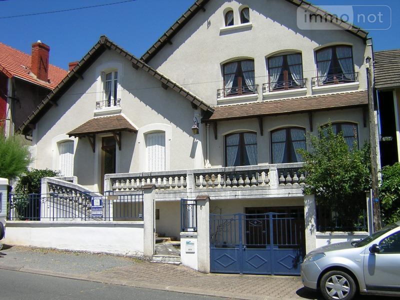 Achat maison a vendre montlu on 03100 allier 200 m2 9 pi ces 212000 euros - Maison a vendre montlucon ...