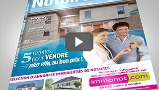 Magazine des Notaires & immonot de mai 2017