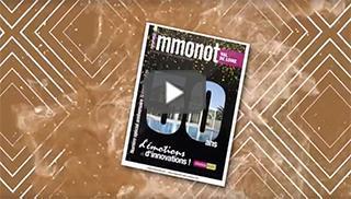 Magazine des Notaires & immonot de septembre 2017