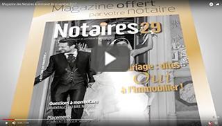Magazine des Notaires & immonot de novembre 2017