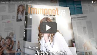 Magazine des Notaires & immonot de décembre 2017