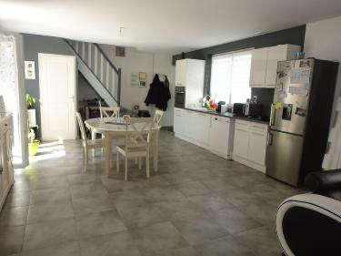 Maison a vendre Grand-Fort-Philippe 59153 Nord 100 m2 4 pièces 135850 euros