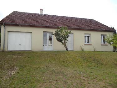 Achat maison vierzon 18100 vente maisons vierzon for Credit achat garage